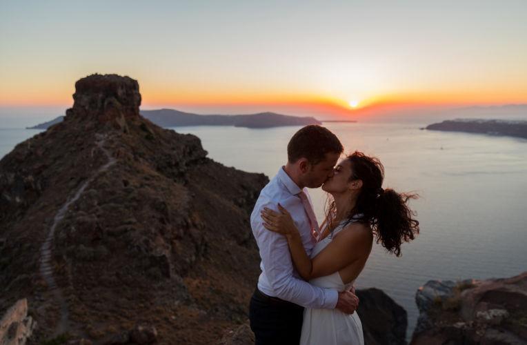 Sunset Couple Photography
