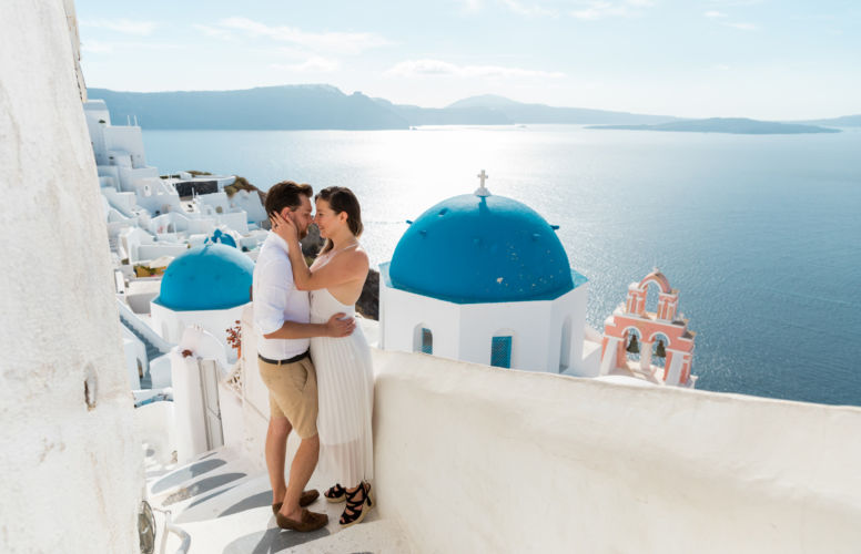 2 hours photoshoot in Oia